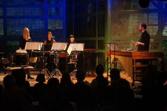 Abstruckt Ensemble @St David's Hall, Cardiff