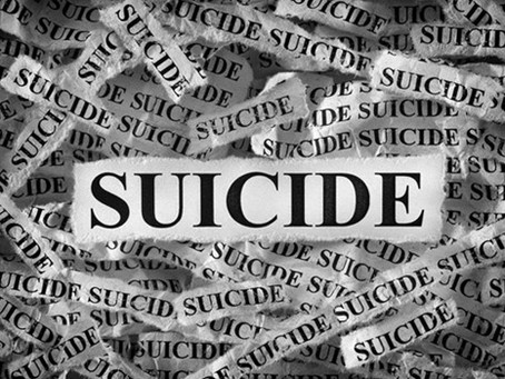 US Suicides Decrease and Suicidal Ideations Increase in 2020