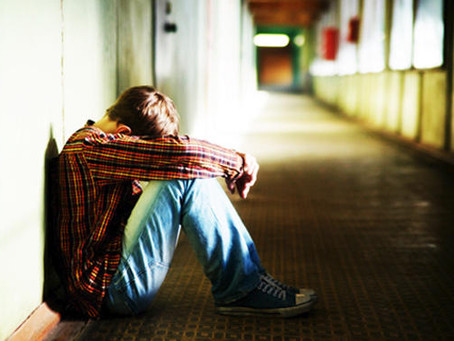 Youth Suicide Rate Increases 56%