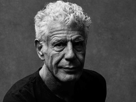 Anthony Bourdain's New Legacy