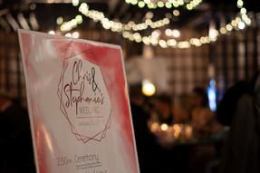 Winter Pub Wedding