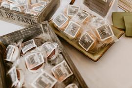 Brunch Wedding Ice Cream Sandwich Labels