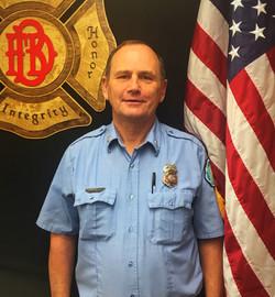 Lieutenant Dennis Bell