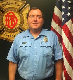 Paramedic Greg Cook