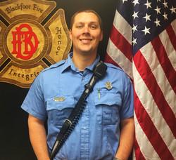Paramedic Brian Christiansen