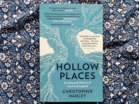 Rural Reads III: Hollow Places