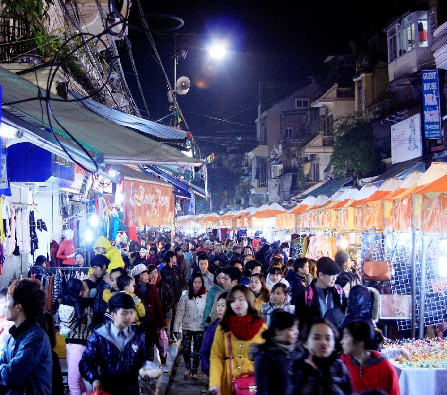 Nightlife in Da Nang