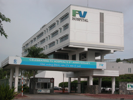 Hospitals for foreigners in Ho Chi Minh City | Travel to Saigon