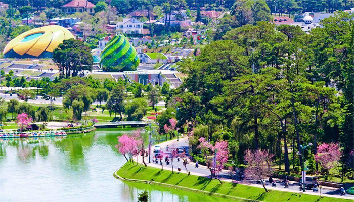 Best time to visit Dalat - How to get there by bus, flight or motorbike?