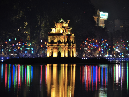 A sleepless night in Hanoi - What to explore in this city?