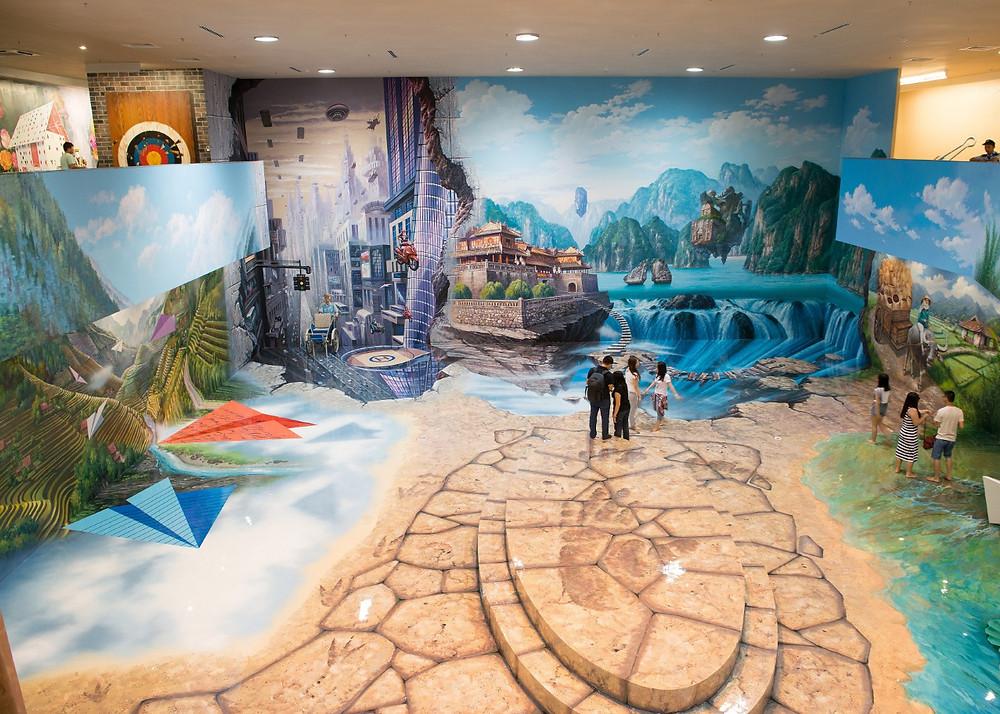 Artinus - 3D Art Gallery
