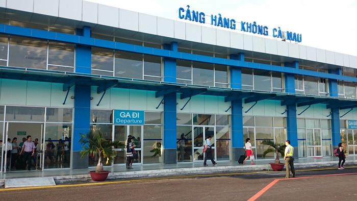 Cà Mau Airport