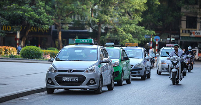 Taxis in Hanoi: How to identify?