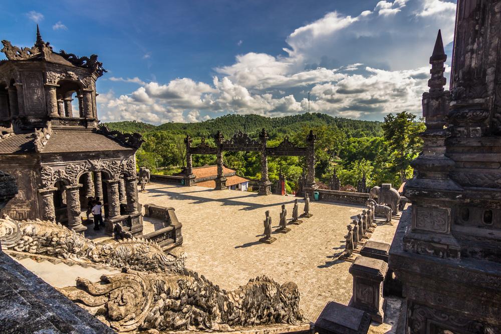 Tomb of Emperor Khải Định