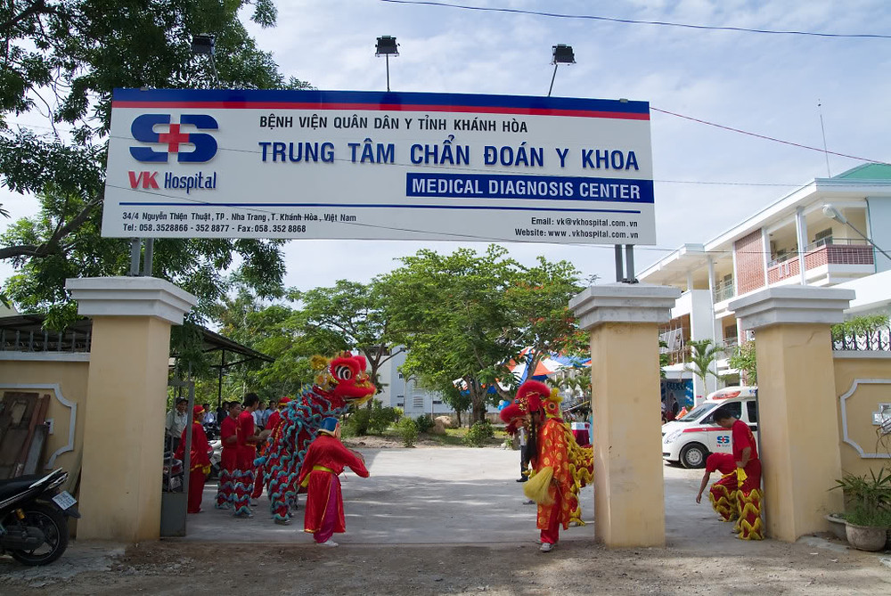 hospitals for foreigners