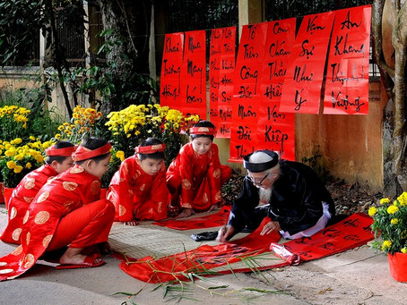 List of remarkable holidays and festivals in Vietnam