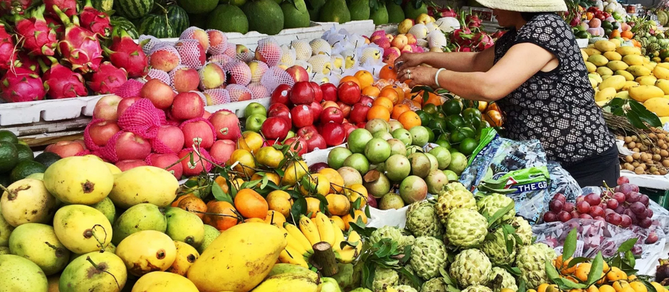 Vietnamese tropical fruits: guides to explore what and how to eat!