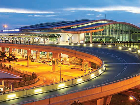 Airports in Vietnam - Main airport in Hanoi, Ho Chi Minh City and Danang