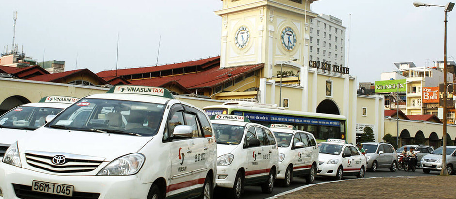 Avoid taxi scams in Saigon