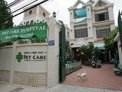veterinary in ho chi minh city