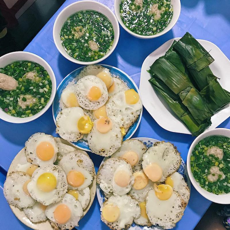 food in Dalat