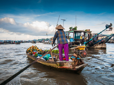 Mekong Delta: where to do a real countryside trip