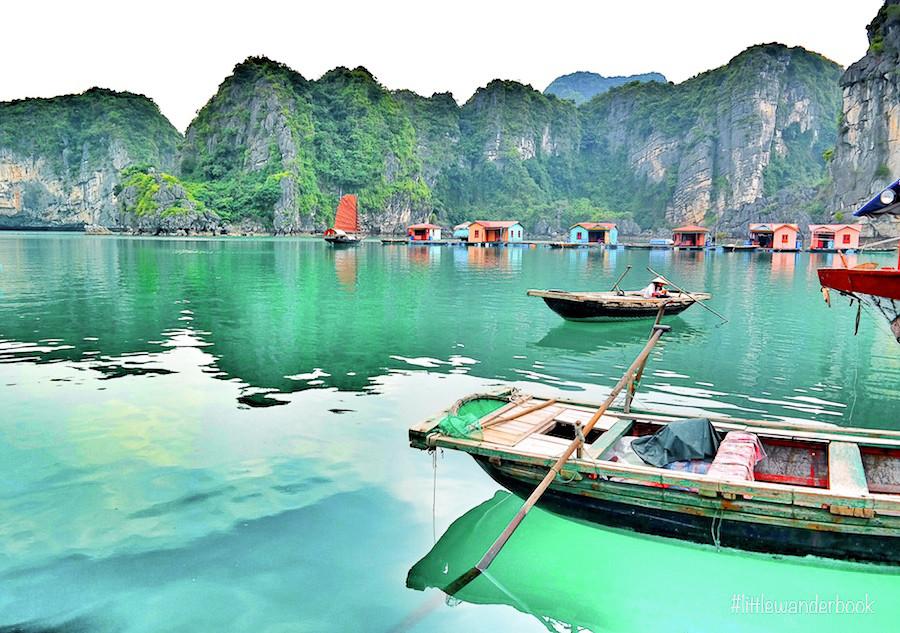 visit halong bay