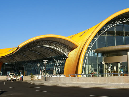 Airports in Vietnam - Main international airports in other cities