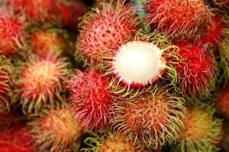 Vietnamese tropical fruits