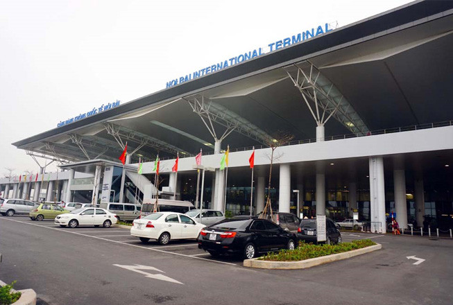 One of the main airports in Vietnam