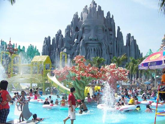 Suối Tiên Water Park