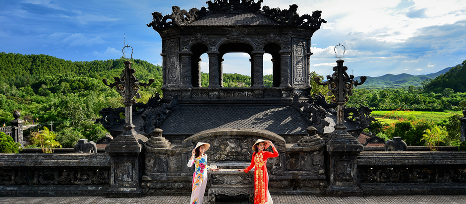 You want to visit Hue? The most popular places to visit in Hue