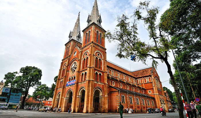 Pagodas and churches in Ho Chi Minh City that you should know