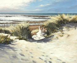 La dune, 46 x 38 cm