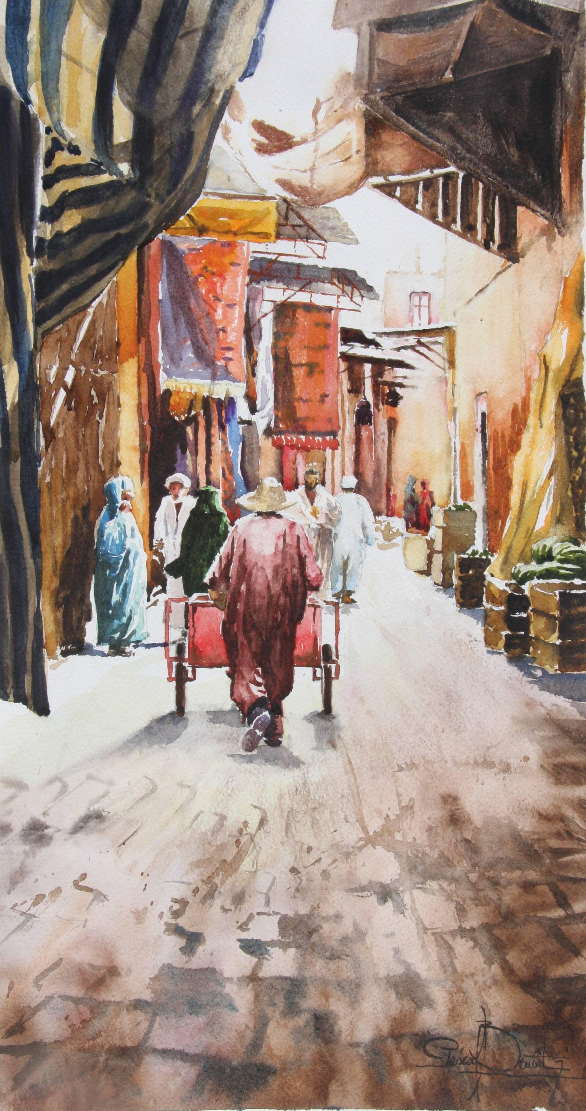 Marrakech, le Souk