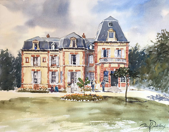 Villa Cabourg, 38 x 48 cm.jpg
