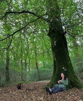 Suzi and tree Oct 2020.jpg