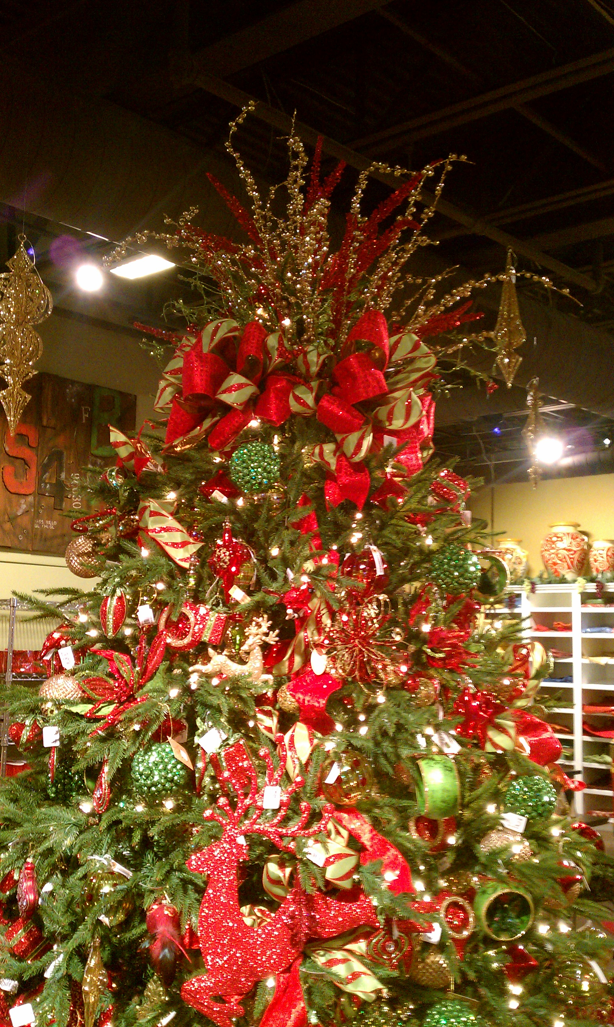 Designer Christmas Trees United States