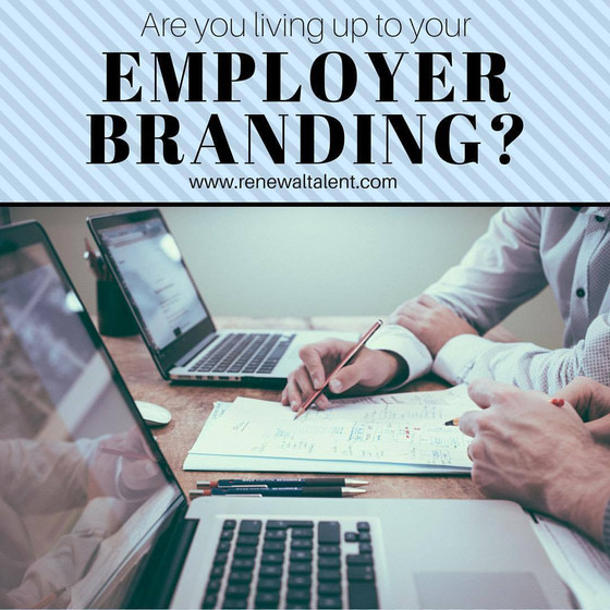 Employer Branding Vs. Reputation – Are You Living Up to Your Branding?