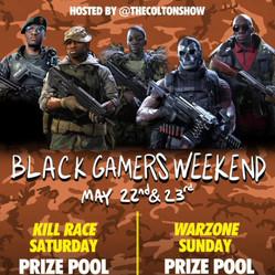 Black Gamers Weekend