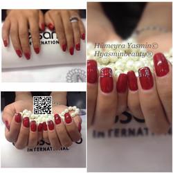 UV Jel Nail ile Nail art