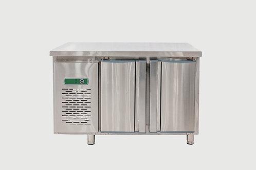 2-Door Counter Freezer