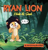 Ryan Lion: Hide and Seek Book