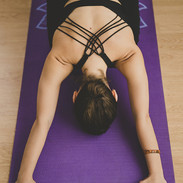 Yoga is a path to balance in life.