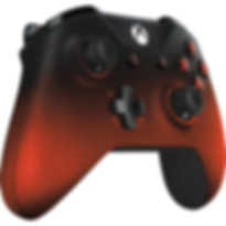 Controle Xbox One Volcano Shadow - Microsoft