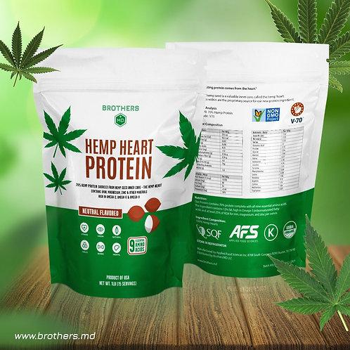 V-70 Hemp Heart Protein