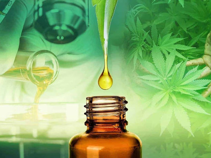 How are CBD Tinctures made?