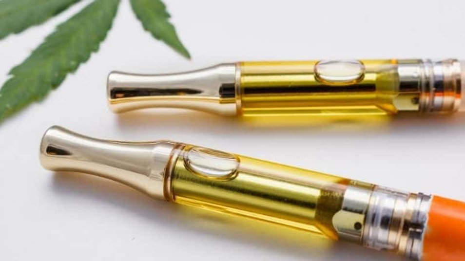 CBD Cartridges Set (3x)