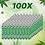 Thumbnail: 100x Vape Batteries 900mAh