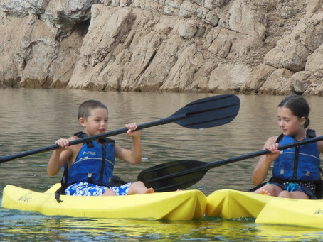 Ogden River Becomes the Classroom